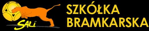 Logotyp Szkółki Bramkarskiej SALI Jarosława Salachny